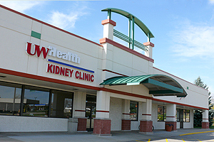 Dialysis Clinic, Fresenius Kidney Care Fitchburg