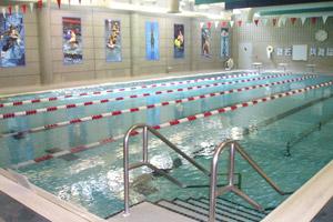 Aquatic Center, Research Park Clinic