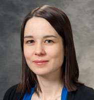 Bethany Anderson, MD, radiation oncologist at the UW Carbone Cancer Center