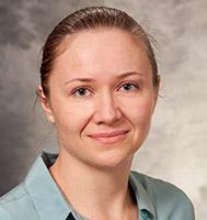 Svitlana Hryhorova, PA